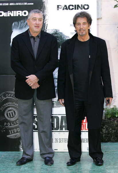 How tall is Al Pacino