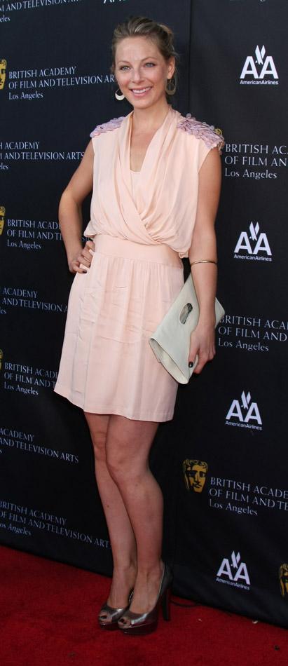 How tall is Anastasia Griffith
