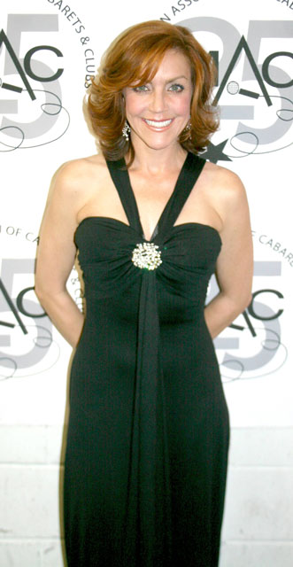 How tall is Andrea McArdle
