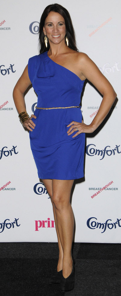 How tall is Andrea McLean