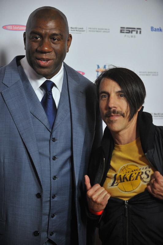 How tall is Anthony Kiedis