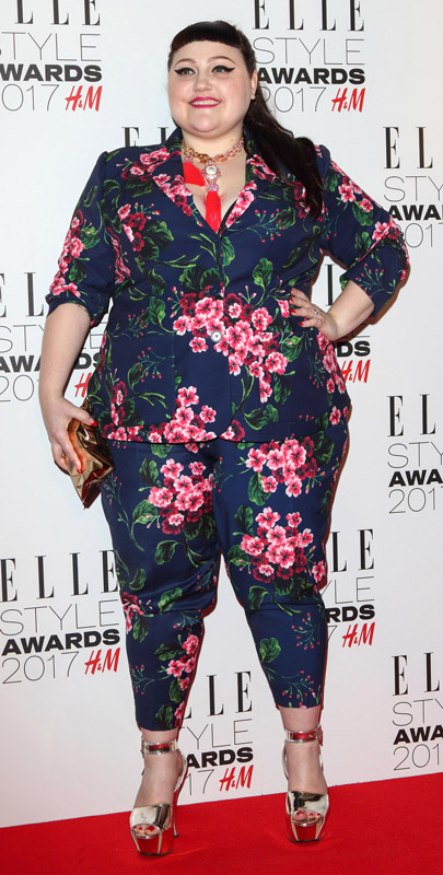 How tall is Beth Ditto
