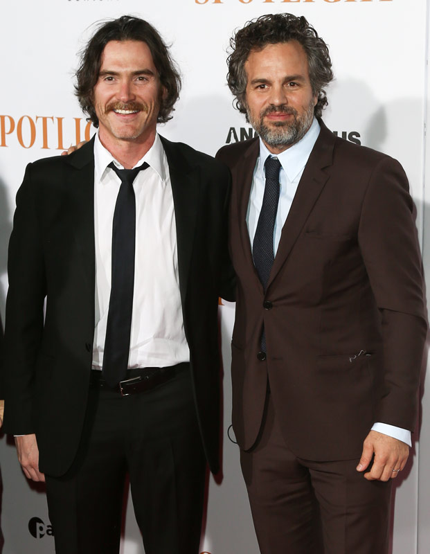 How tall is Billy Crudup
