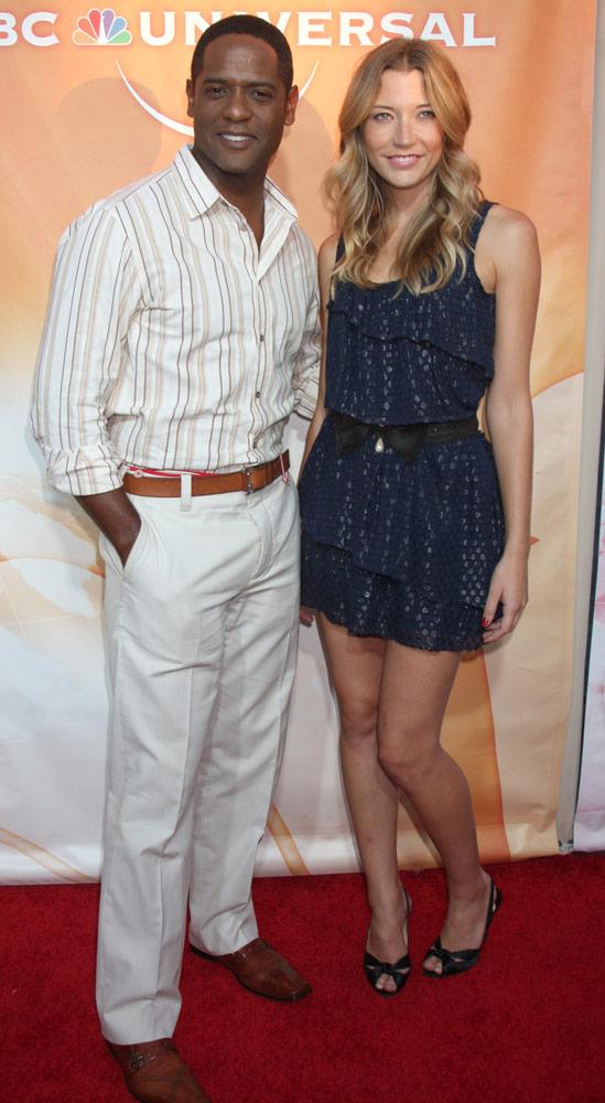 How tall is Blair Underwood