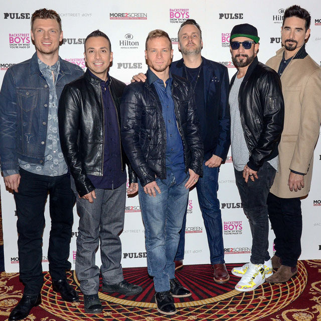 How tall is Brian Littrell