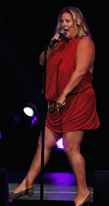 How tall is Bridget Everett