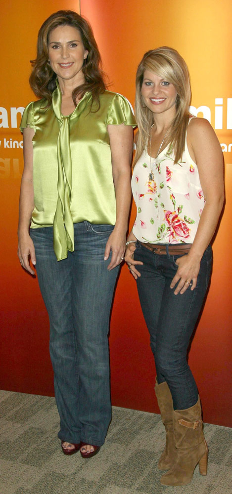 How tall is Candace Cameron Bure