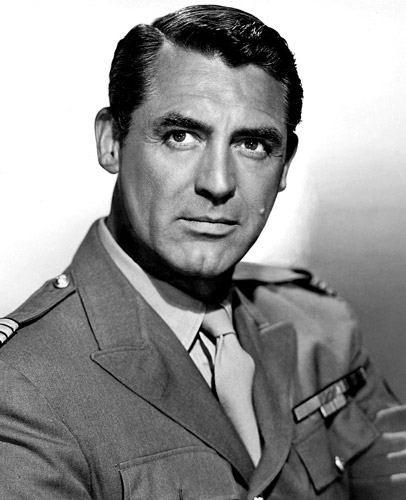 How tall was Cary Grant