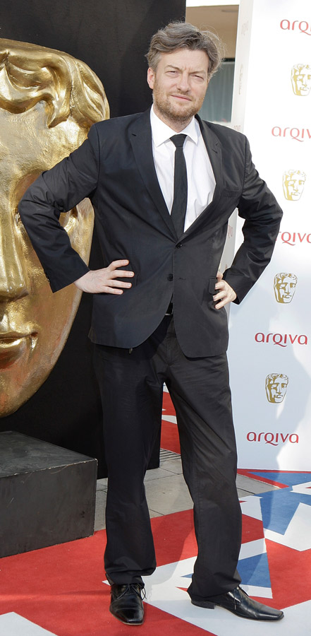 How tall is Charlie Brooker