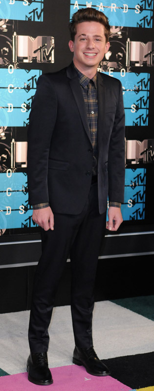 How tall is Charlie Puth