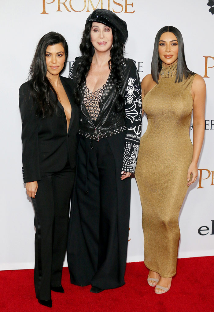 How tall is  Cher