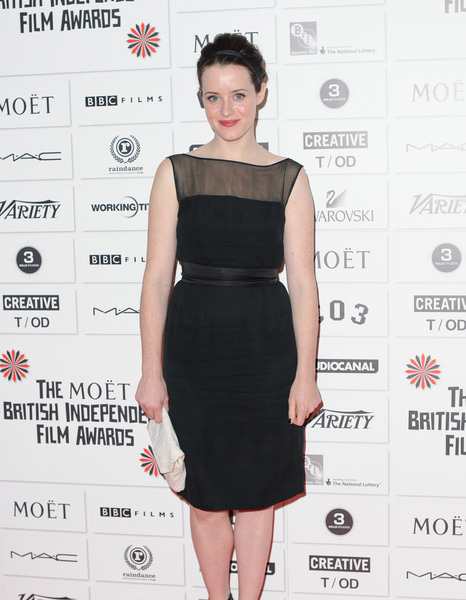 How tall is Claire Foy