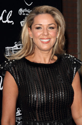 How tall is Claire Sweeney