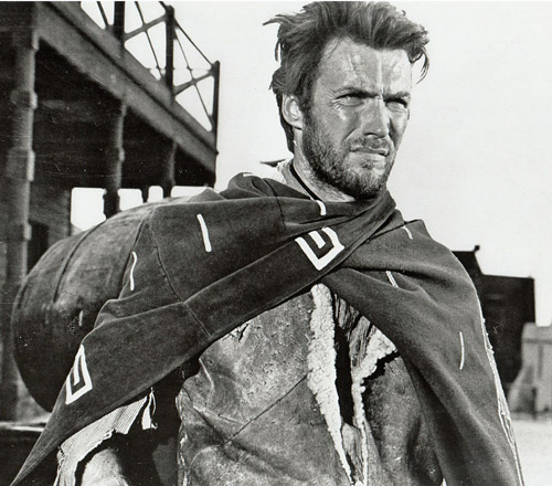 How tall is Clint Eastwood