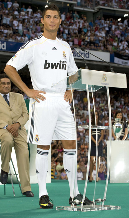 Discover Cristiano Ronaldos Real Height