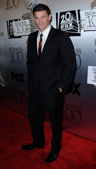 How tall is David Boreanaz