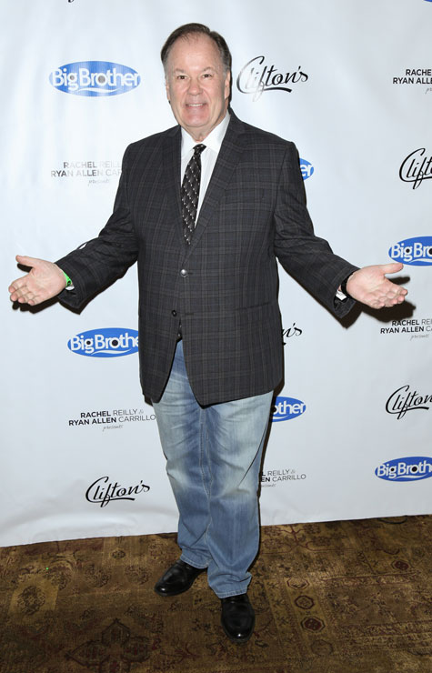 How tall is Dennis Haskins