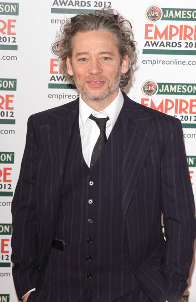 How tall is Dexter Fletcher
