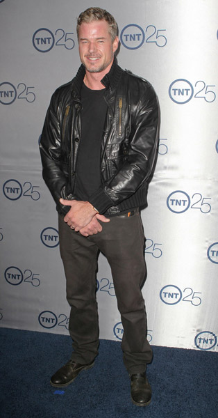 How tall is Eric Dane