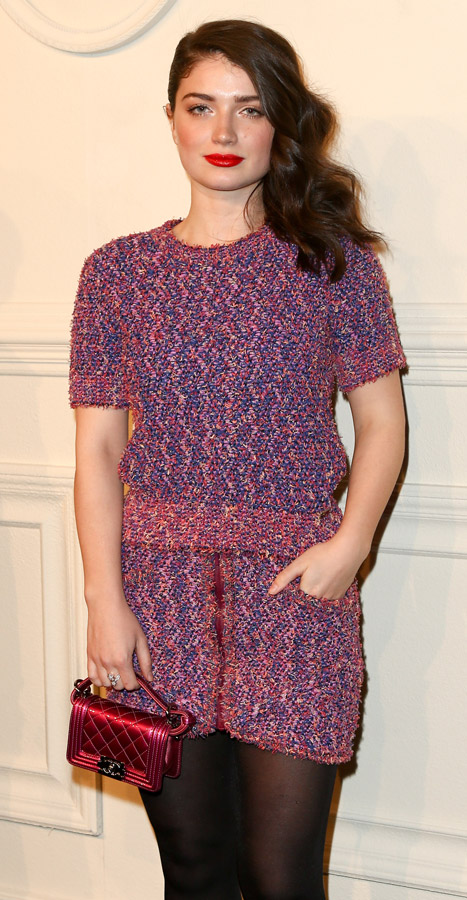 How tall is Eve Hewson