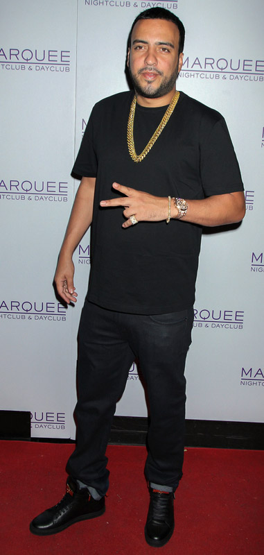 How tall is French Montana