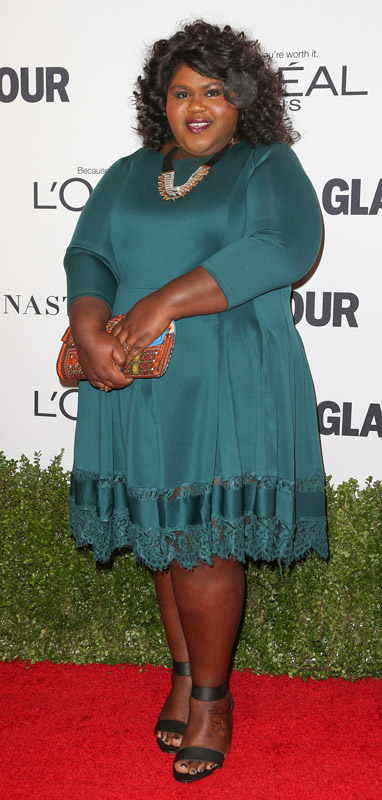 How tall is Gabourey Sidibe