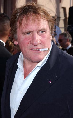 How tall is Gerard Depardieu