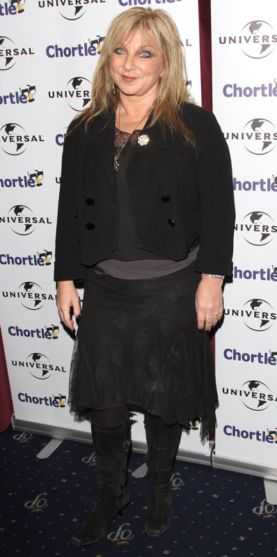 How tall is Helen Lederer