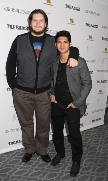 Iko Uwais Height