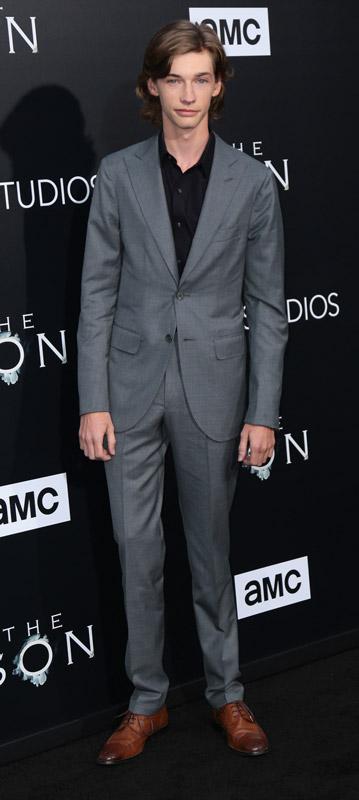 How tall is Jacob Lofland