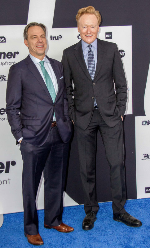 How tall is Jake Tapper
