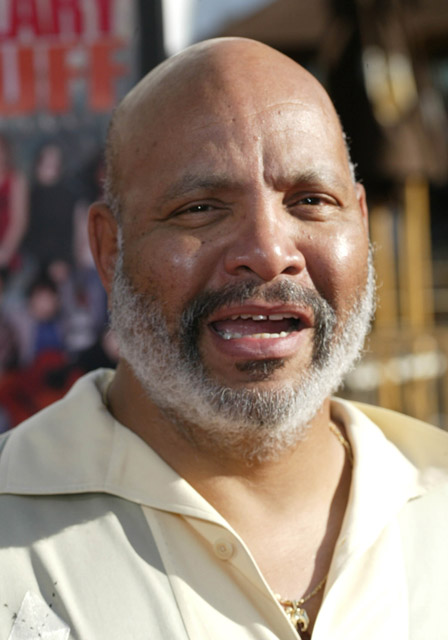 How tall is James Avery