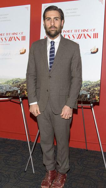 How tall is Jason Schwartzman