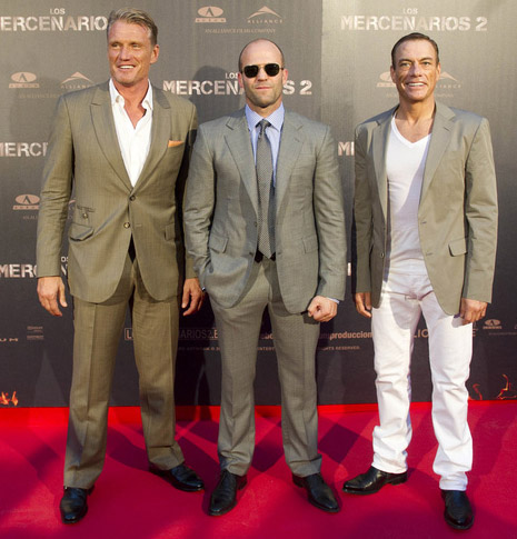 How tall is Jean Claude Van Damme