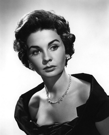 How tall is Jean Simmons
