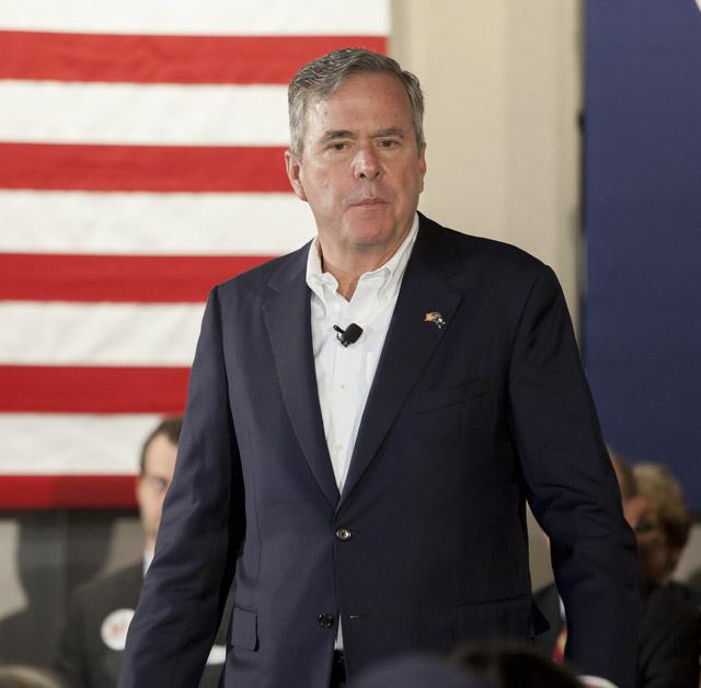 How tall is Jeb Bush