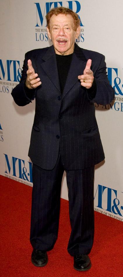 How tall is Jerry Stiller