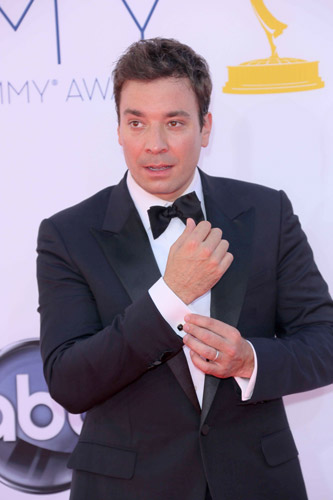 How tall is Jimmy Fallon