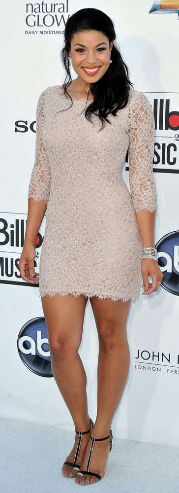 Jordin Sparks real Weight & Height