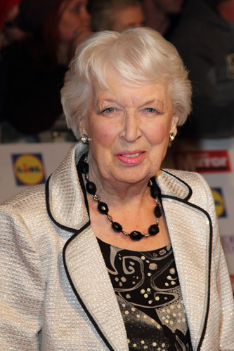 How tall is June Whitfield