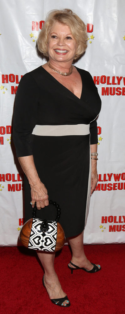 How tall is Kathy Garver