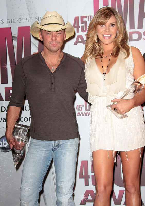How tall is Kenny Chesney
