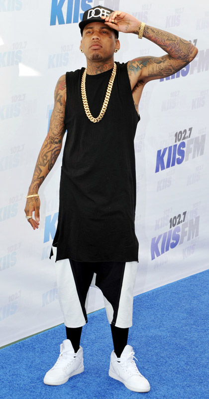 How tall is Kid Ink