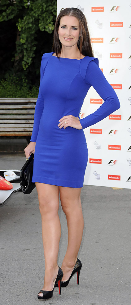 How tall is Kirsty Gallacher