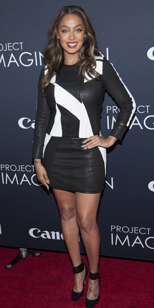 How tall is La La Anthony