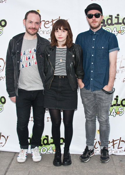 How tall is Lauren Mayberry