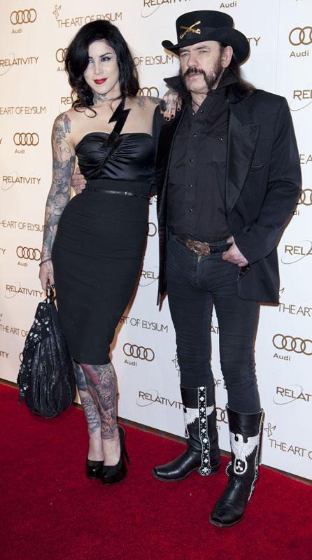 How tall is Lemmy