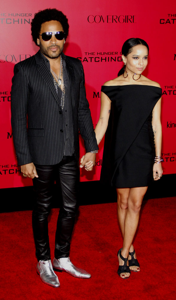 How tall is Lenny Kravitz