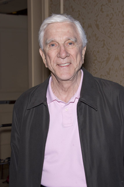How tall was Leslie Nielsen