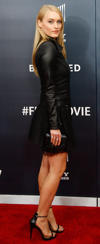 How tall is Leven Rambin